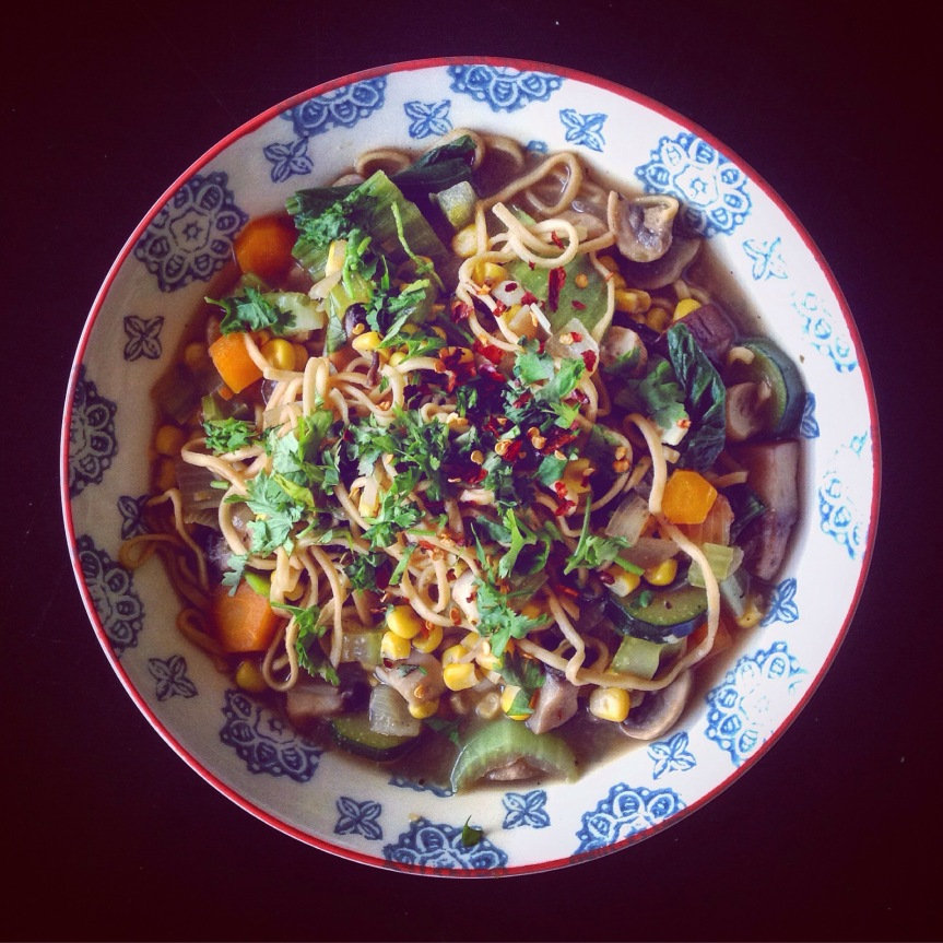 Nourishing Noodle Soup