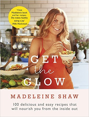 Monday's Book Nook: Get the Glow by Madeleine Shaw